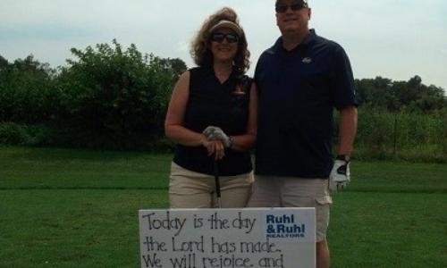 Golf Gold sponsors