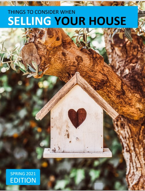 Spring Home Sellers Guide Cover